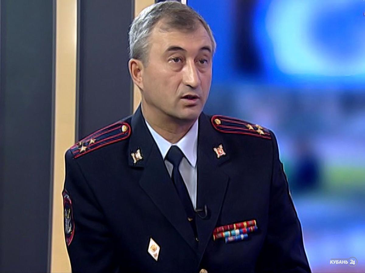 Начальник МВД на транспорте Краснодара Петр Шевелев: не все граждане рады тому, что их досматривают, но это необходимо