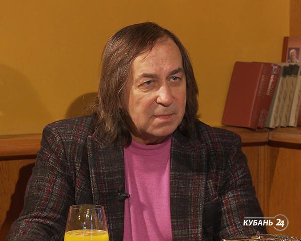 «Море откровений». Александр Иншаков