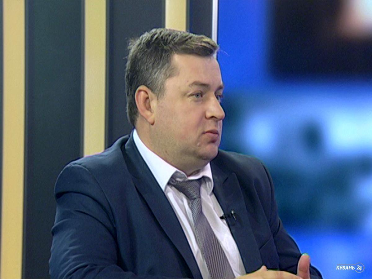 Начальник отдела департамента инвестиций Краснодарского края Алексей Белый: высокий уровень финансовой грамотности населения положительно сказывается на экономике региона
