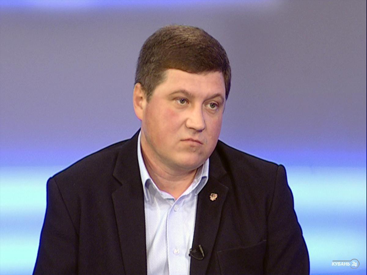 Интервью с первым заместителем министра экономики Краснодарского края Андреем Палием