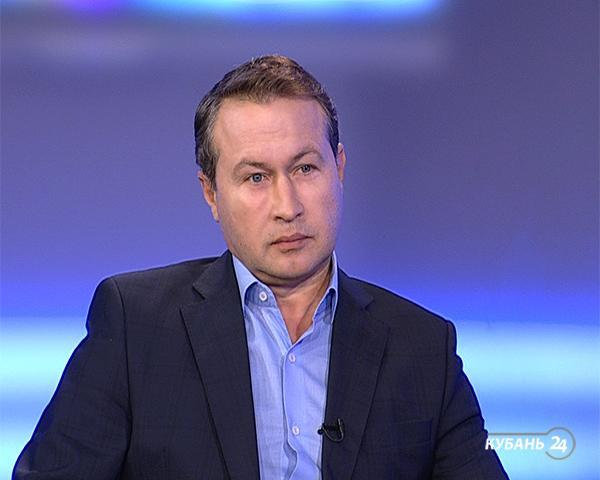 Интервью с руководителем регионального «Комитета по противодействию коррупции» Эдуардом Идрисовым