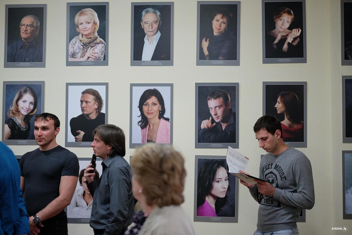 Балет Бориса Эйфмана «Евгений Онегин» в Краснодаре