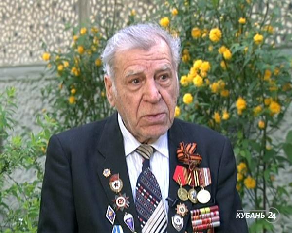 Ветеран Великой Отечественной войны Виктор Солопанов: мне есть, что поведать молодым о боевых действиях