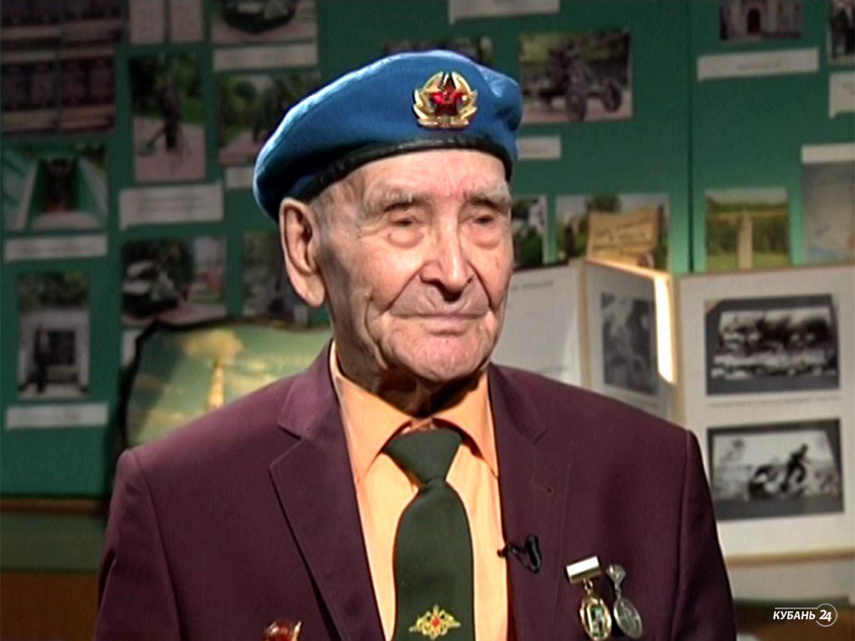 Ветеран Николай Литвин: чем дальше День Победы, тем серьезнее и торжественнее празднование