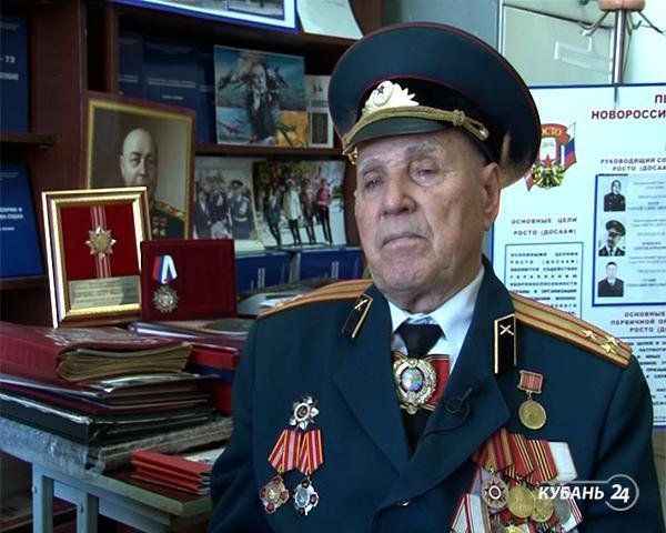 Ветеран Петр Левченко: находиться в закрытом пространстве во время бомбежки — это страшный суд