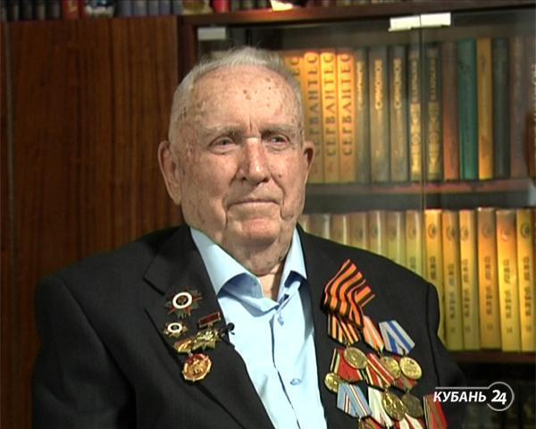 Ветеран войны Василий Скачков: за границей местные нас всех принимали хорошо — как освободителей