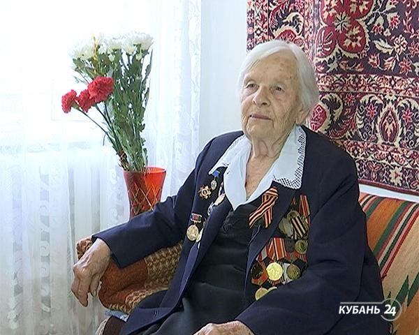 Ветеран войны Валентина Рыбина: я больше жизни своей дорожила солдатами