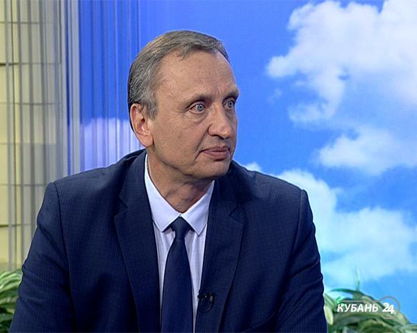 Начальник территориального центра мониторинга и прогнозирования ЧС Юрий Ткаченко: самый точный прогноз — на сутки
