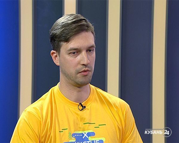 Координатор проекта «Чистые игры» Дмитрий Селин: нужно менять мышление горожан
