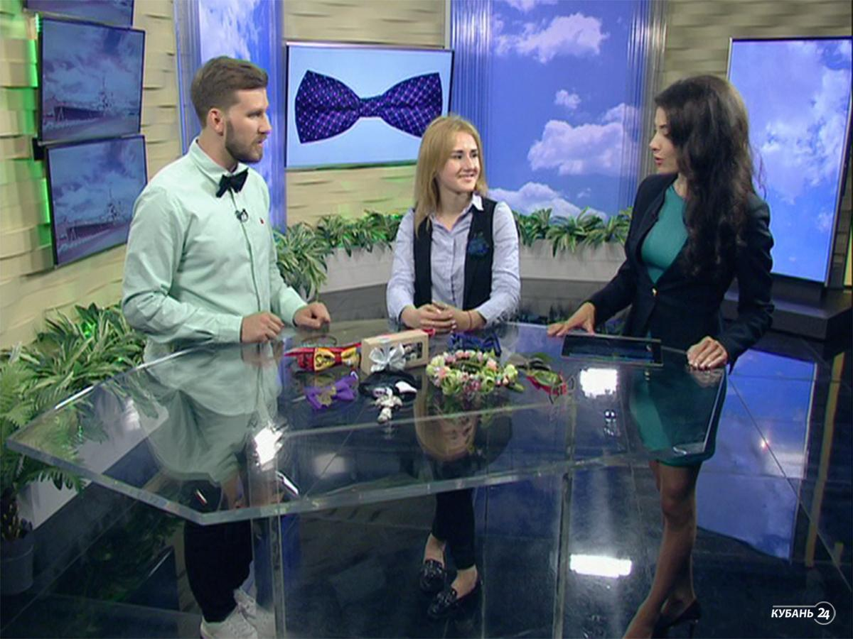 Дизайнер аксессуаров Анастасия Коробейник: галстук-бабочка подходит как мужчинам, так и женщинам