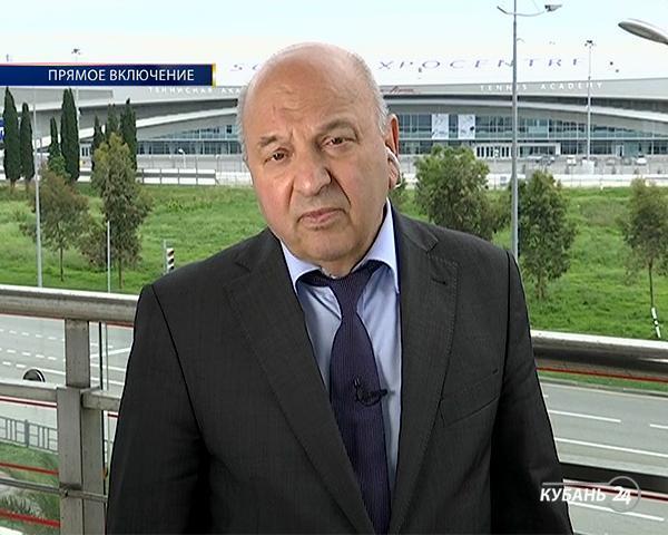Директор НИИ питания РАМН Виктор Тутельян: в России пищевая безопасность в приоритете