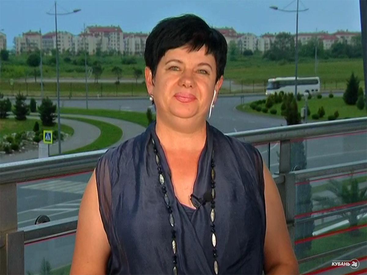 Замначальника управления культуры Сочи Светлана Баланеско рассказала о программе мероприятий на Кубке конфедераций