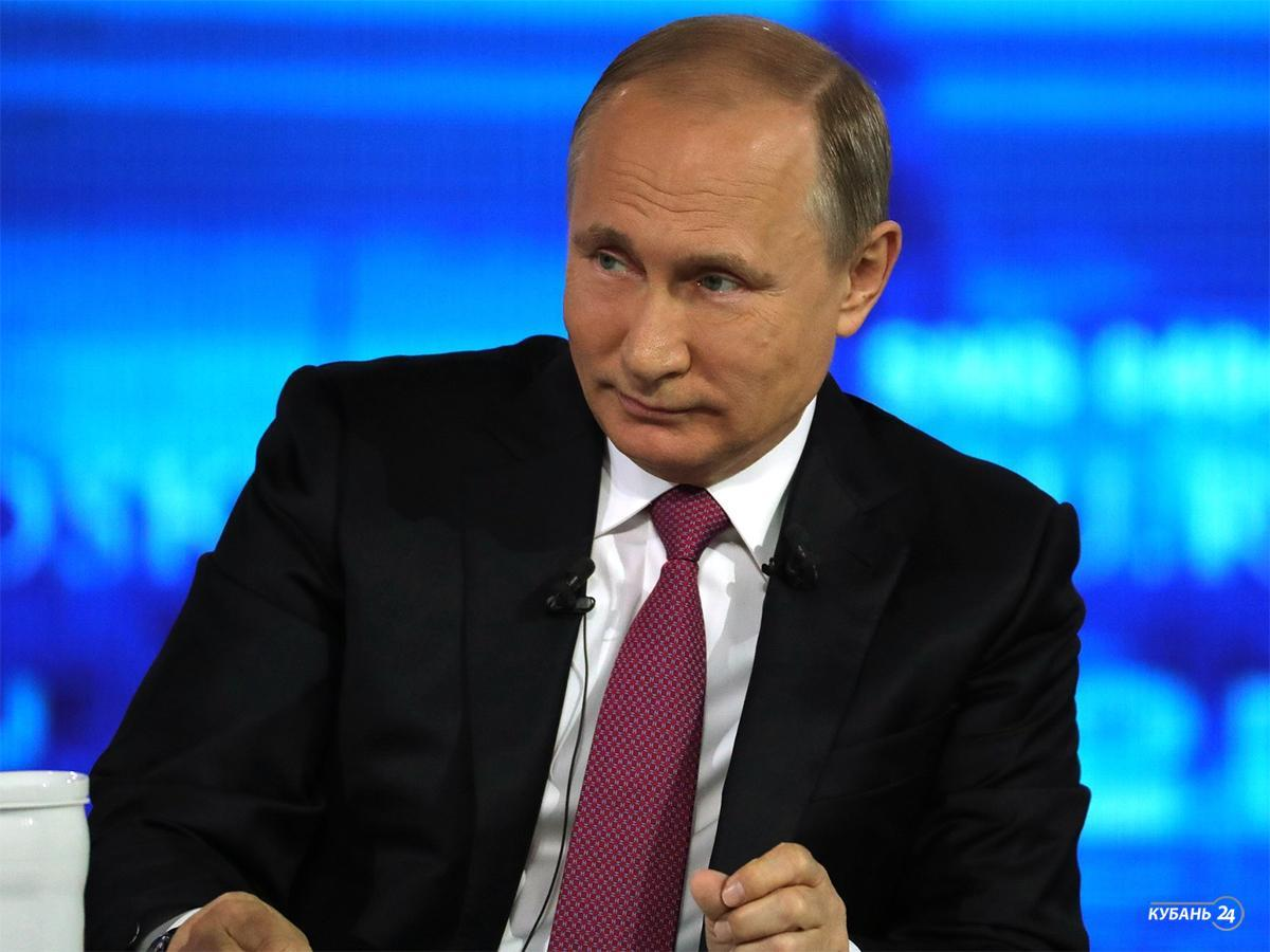 «Факты 24»: Путин заявил о преодолении экономического кризиса в России, аэропорт Краснодара будет принимать дальнемагистральные самолеты