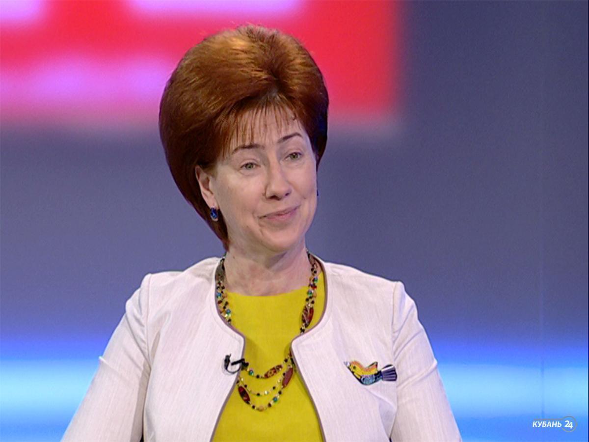 Интервью с исполняющей обязанности министра образования, науки и молодежной политики Кубани Ольгой Медведевой