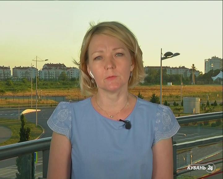 Старший инспектор по торговле Ольга Новикова рассказала о работе «Адлерского рынка»