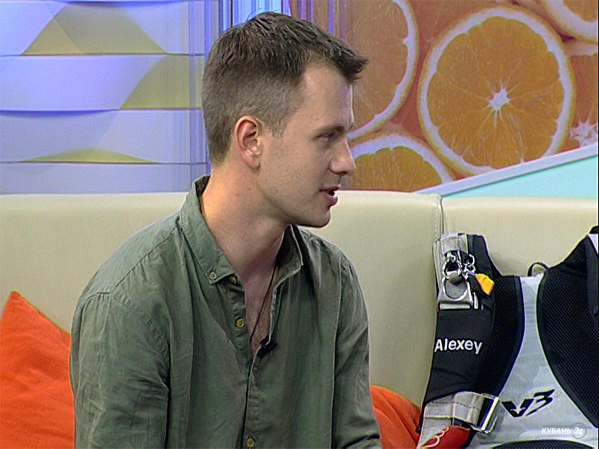 Парашютист Алексей Сенюк: я никогда не пытался преодолеть страх высоты