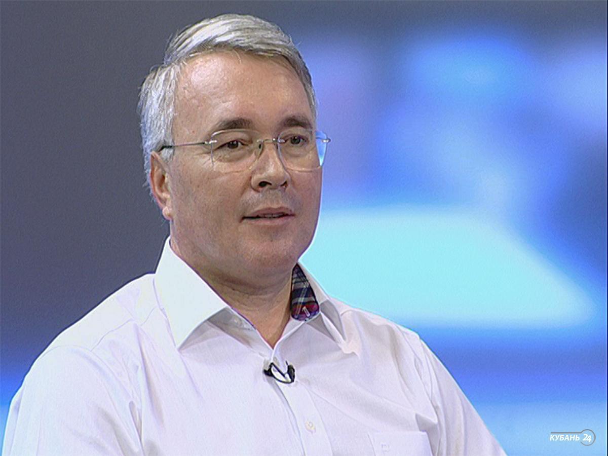 Директор краснодарского отделения Российского союза предпринимателей Эдуард Кузнецов: нужно создавать положительный образ бизнесмена