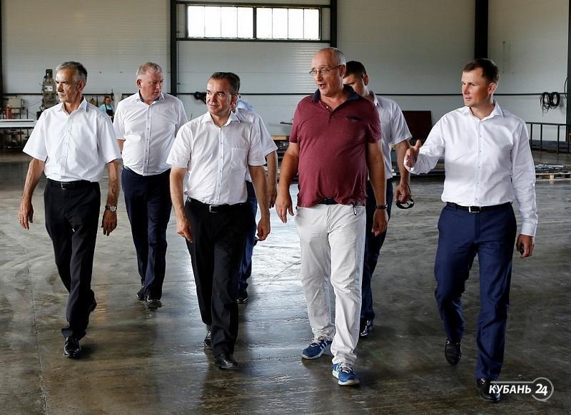 «Факты 24»: Вениамин Кондратьев проверил исполнение своих поручений в Староминском районе, в Армавире прошли соревнования по рыбной ловле