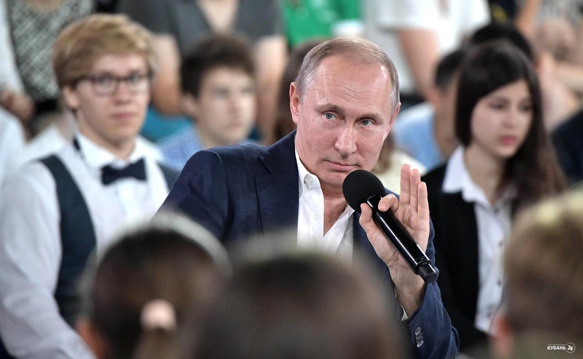 «Факты 24»: Владимир Путин ответил на вопросы воспитанников образовательного центра «Сириус» в Сочи, в Краснодаре прошел конкурс на лучший бренд для курортов Кубани