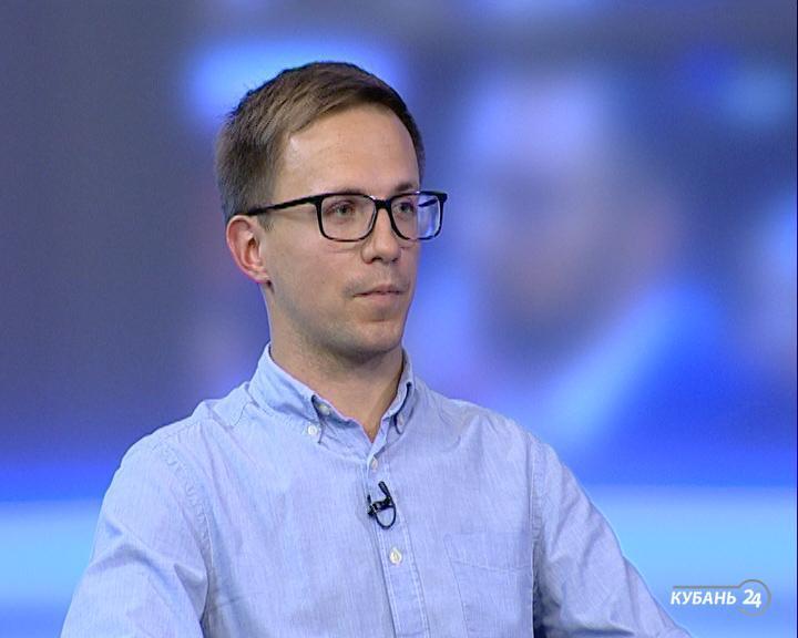 И.о. руководителя молодежного центра «Инвентум» Кирилл Белоног: денежная поддержка не бывает лишней
