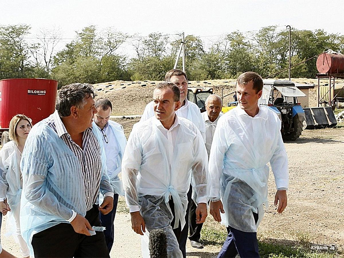 «Факты 24»: Вениамин Кондратьев высоко оценил работу фермеров в Павловском районе, в Краснодаре начнут ремонтировать Садовый мост