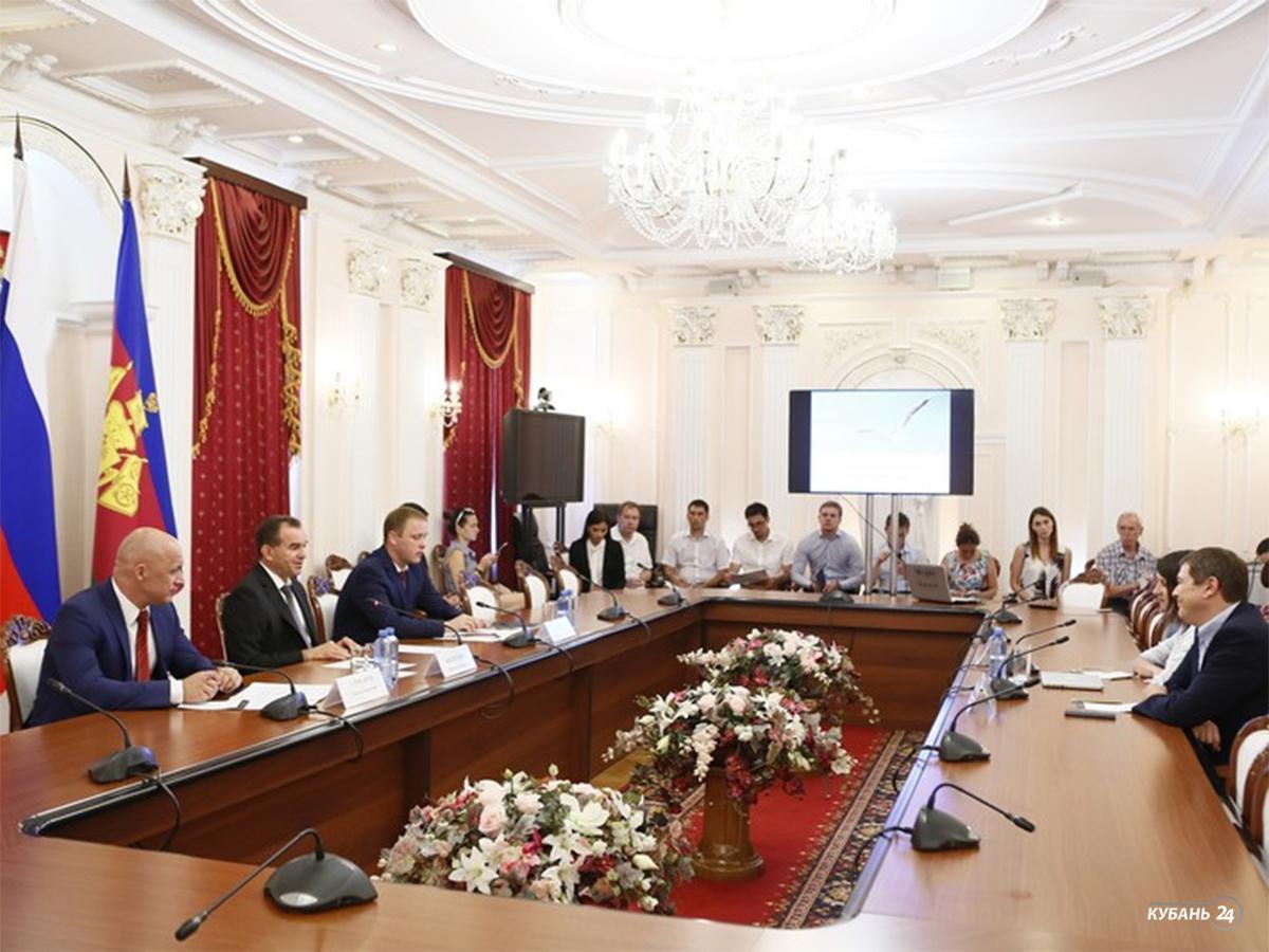 «Факты 24»: Вениамину Кондратьеву представили концепцию индустриального парка в Краснодаре, в Москве пройдет пресс-конференция по итогам жатвы на Кубани