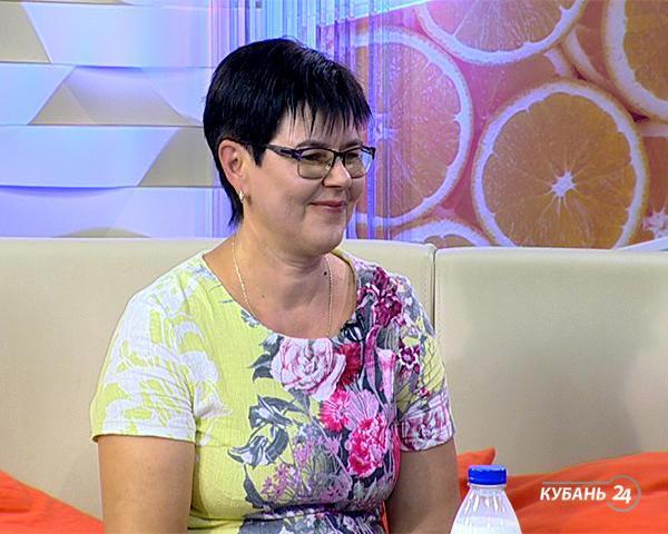 Главный технолог фирмы «Калория» Ольга Шабанова: на нашем предприятии существует строгий контроль сырья