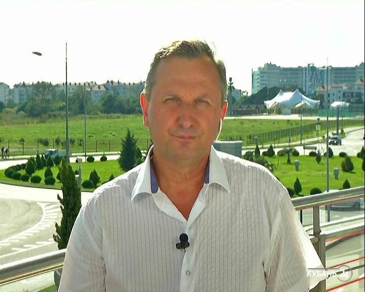 Помощник главы Сочи Андрей Платонов: каждая тропинка в новом парке получила название