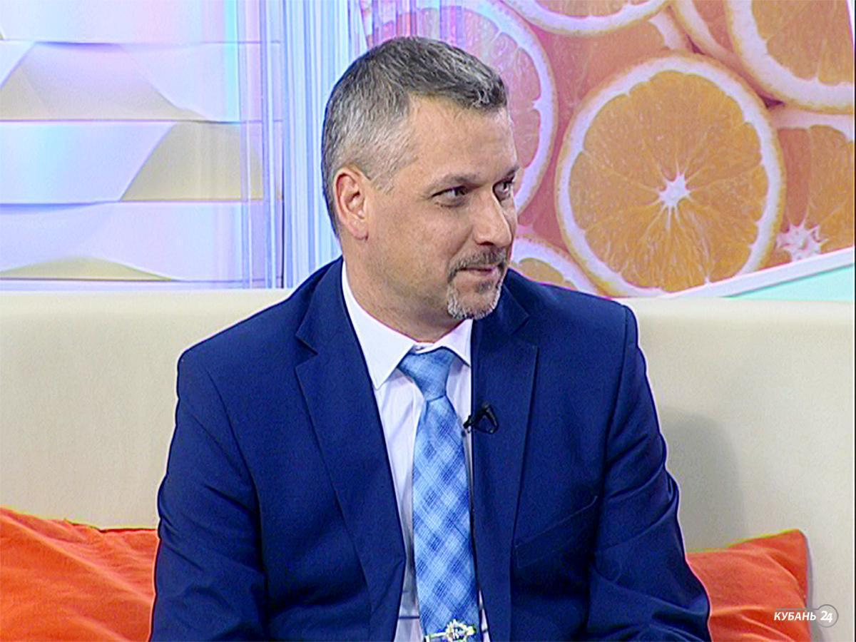 Замминистра культуры Краснодарского края Александр Никитин: вокруг «Баскет-холла» мы построим курени
