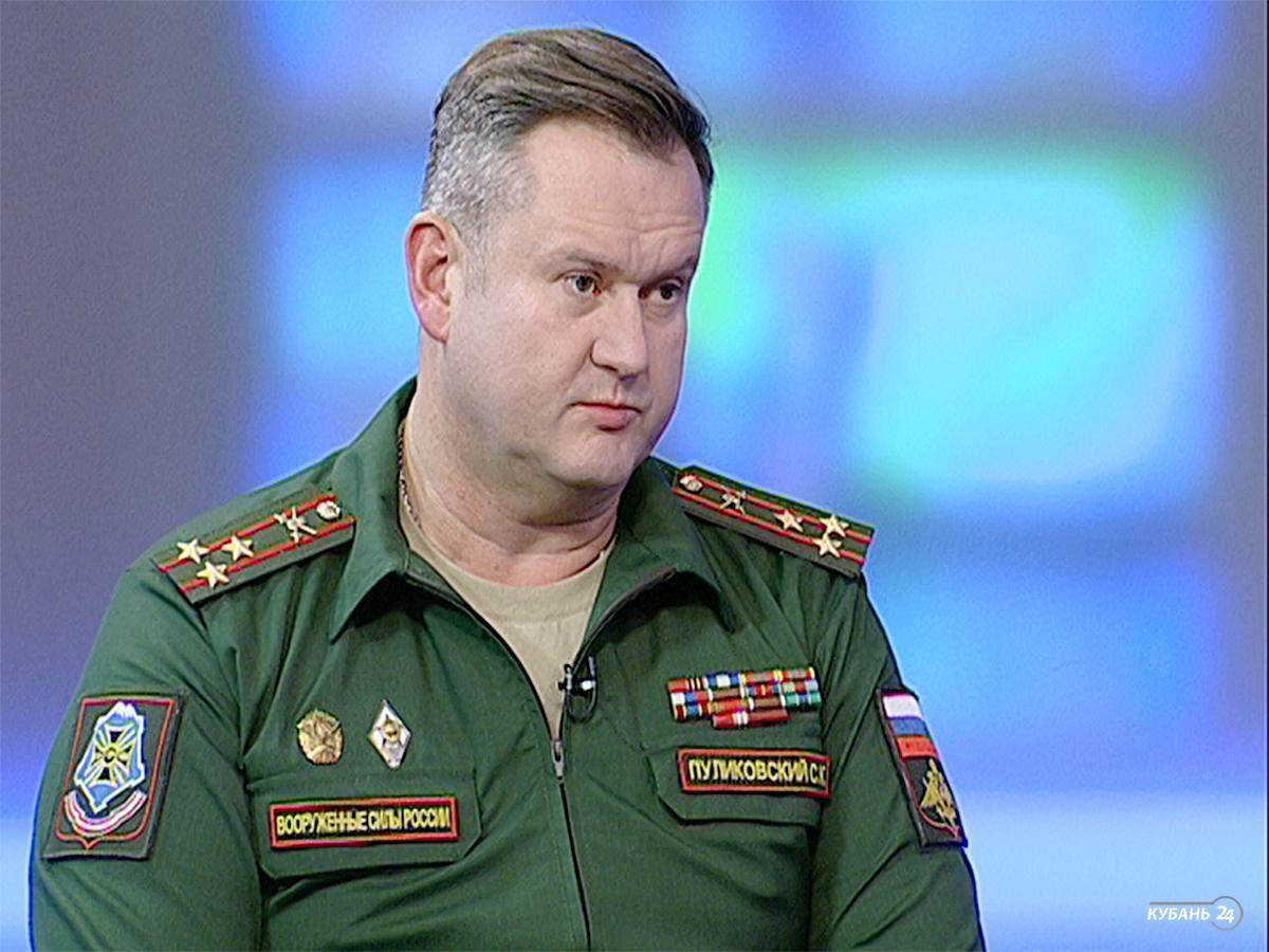 Военный комиссар Краснодарского края Сергей Пуликовский: служить стало гораздо интереснее