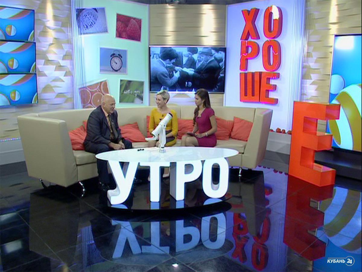 Заведующий астрофизической обсерваторией КубГУ Александр Иванов: астрономия позволяет попасть в ведущие институты мира