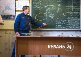Учебно-тренировочные полеты авиации ЮВО в Кореновске