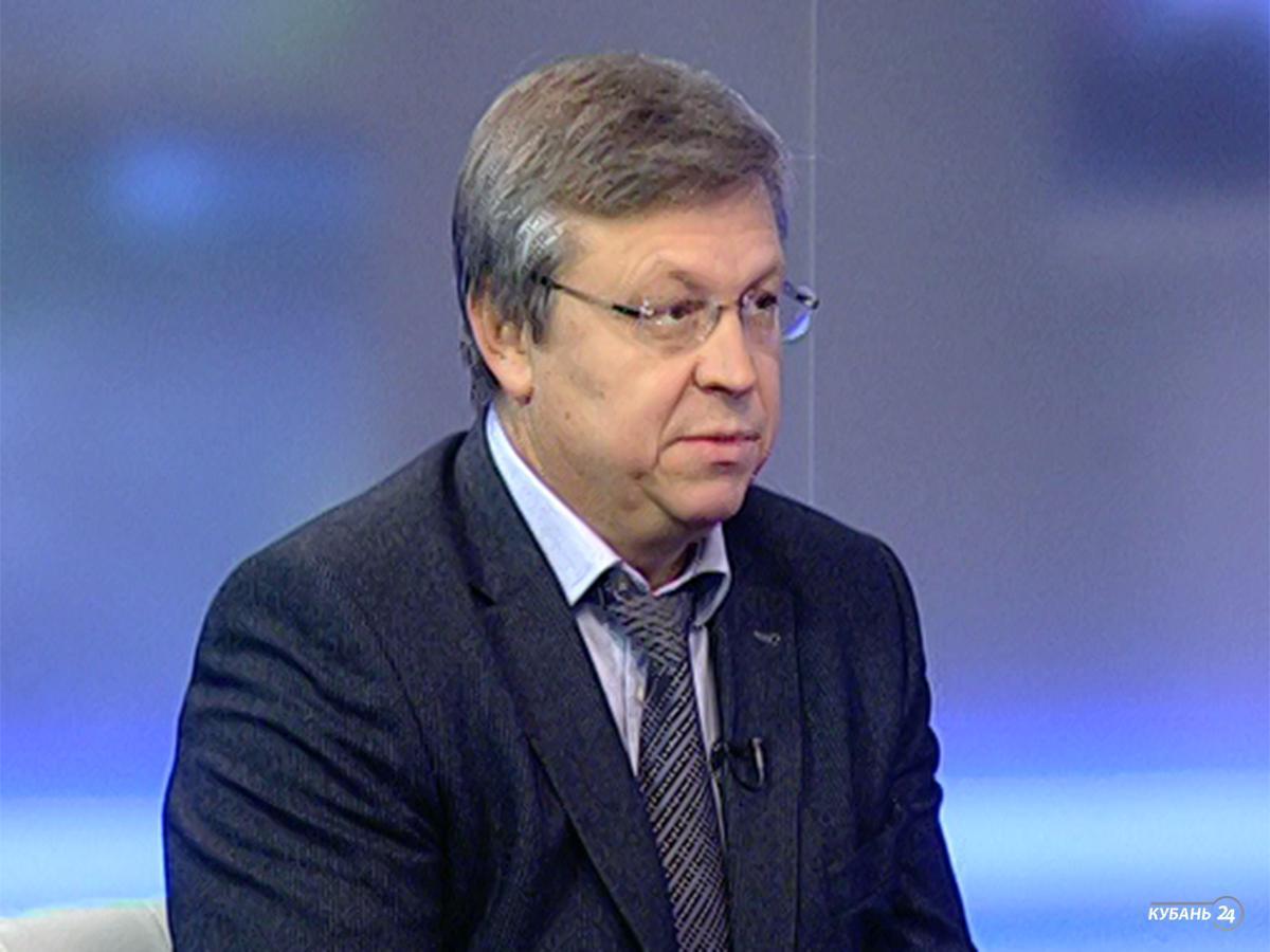 Начальник управления по виноградарству и винодельческой промышленности Кубани Олег Толмачев: кубанское вино остается лучшим в России