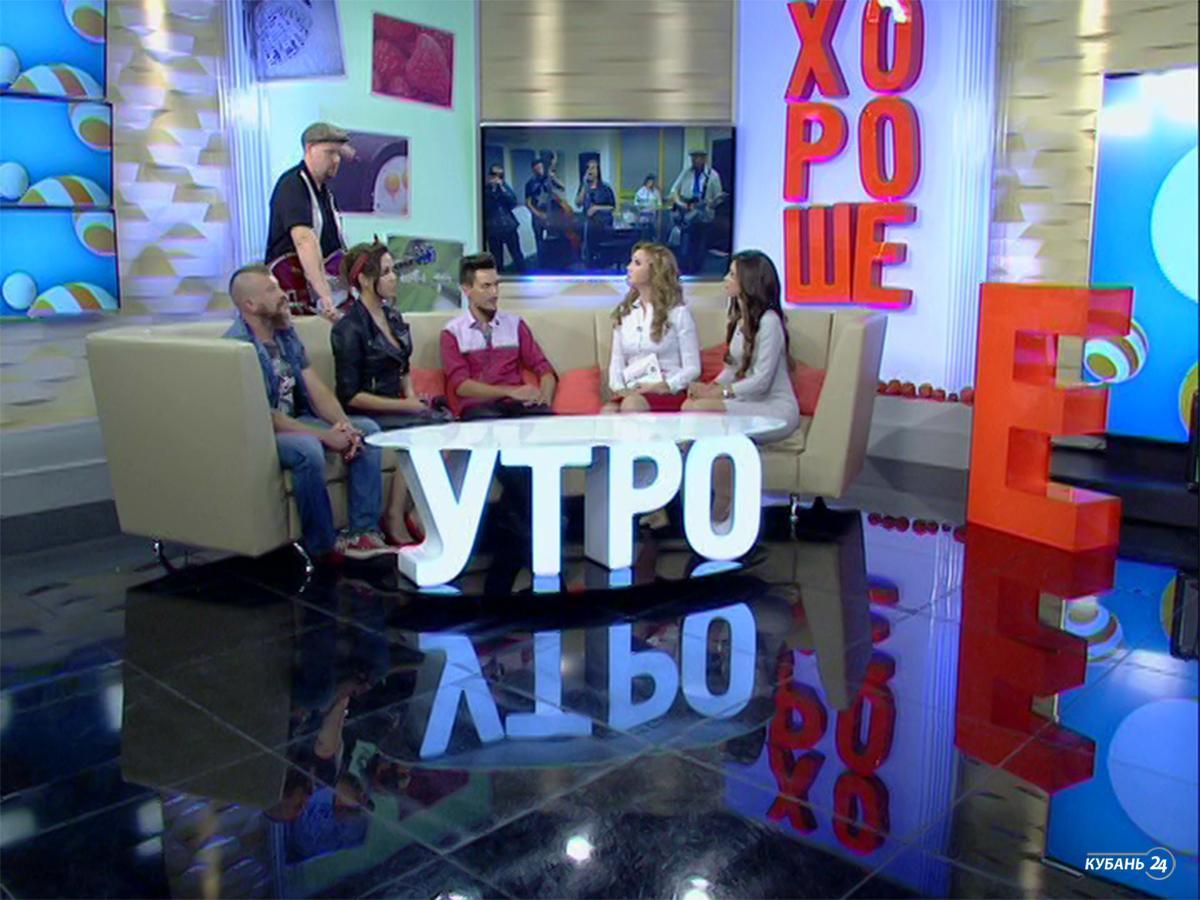 Солистка кавер-группы Lucky Dice Мария Кравцова: нас очень любят в Сочи и Белореченске
