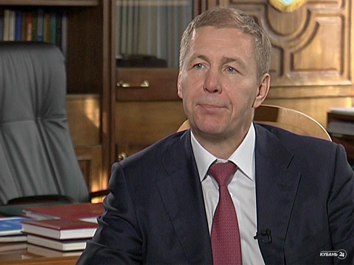 Интервью с руководителем управления ФНС Алексеем Семеновым