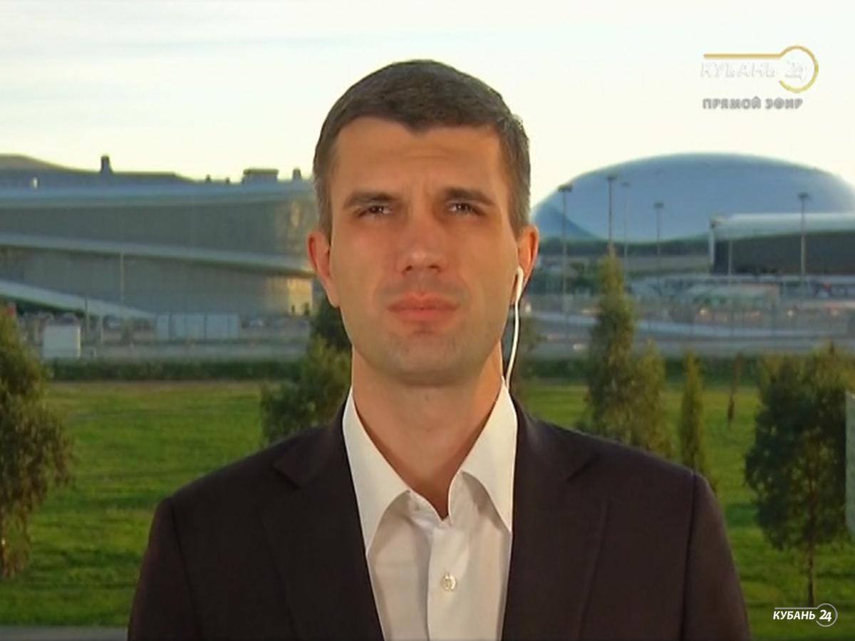 Представитель администрации Сочи Вячеслав Бауэр: пассажиры положительно оценили качество перевозок