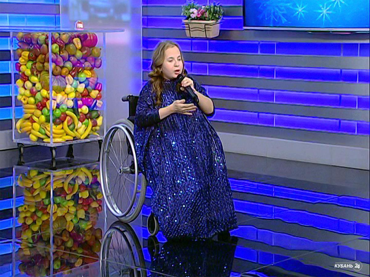 Певица Гера Аристова: я мечтаю спеть с Пугачевой