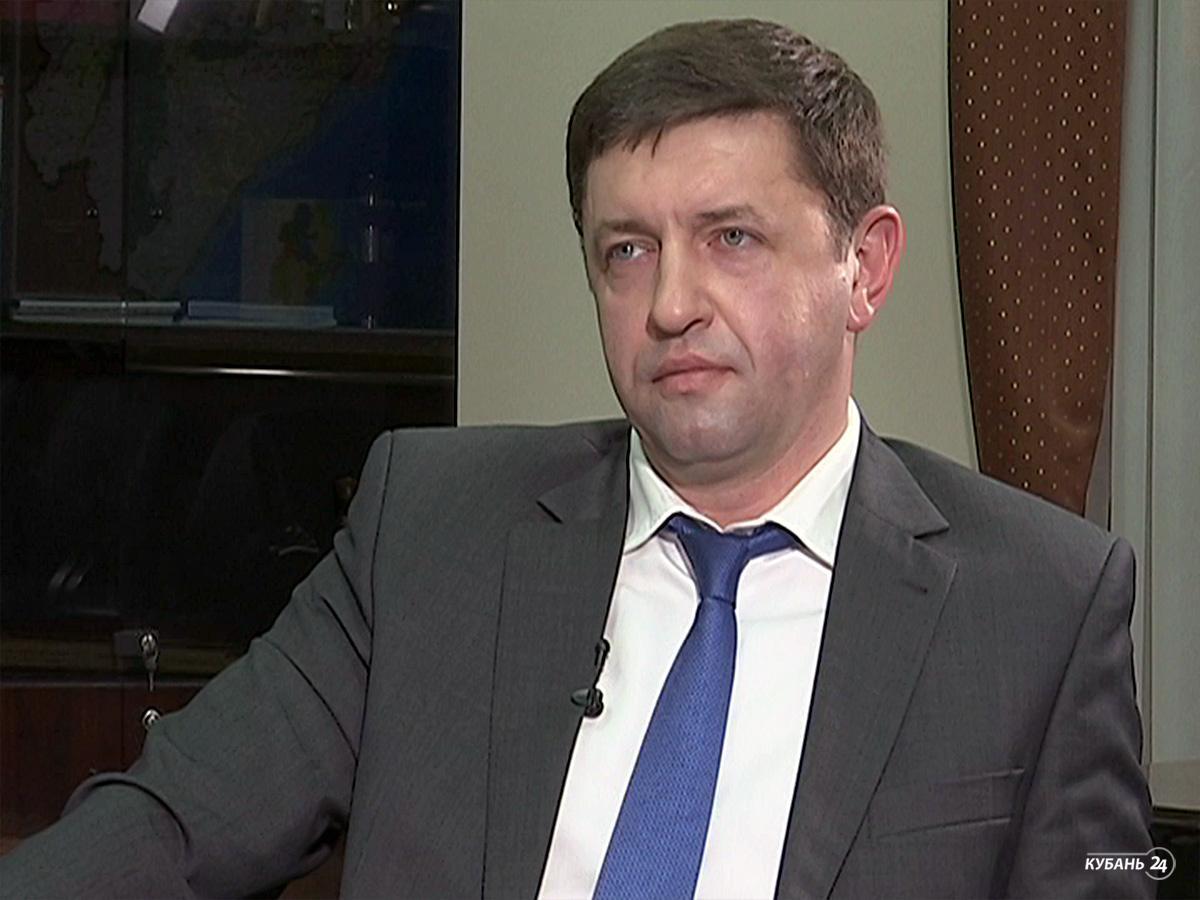 Интервью с руководителем департамента потребсферы Краснодарского края Романом Куринным