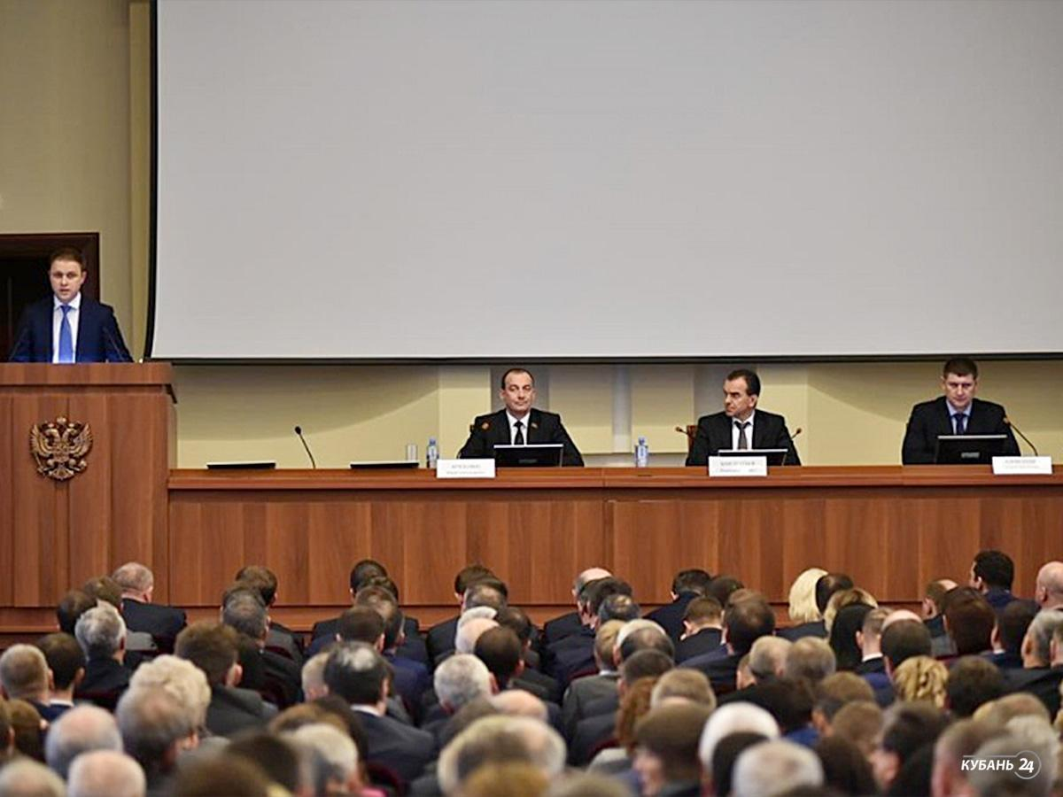 «Факты 24»: Вениамин Кондратьев подвел итоги года на Кубани, стали известны подробности пожара в общежитии Краснодара