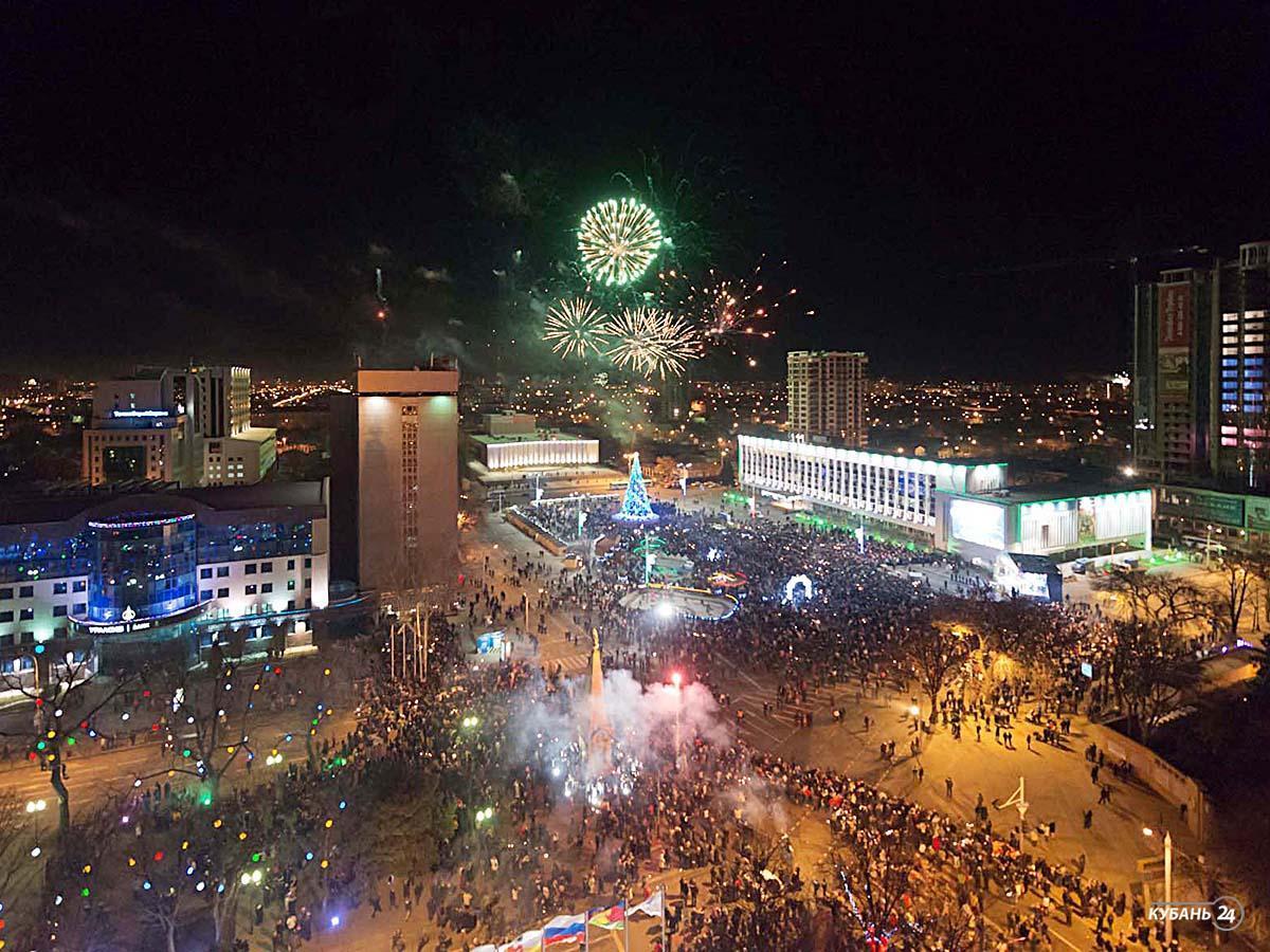«Факты 24»: Вениамин Кондратьев поздравил жителей Кубани с Новым годом, эксперты ожидают в 2018 году стабильности во всех сферах