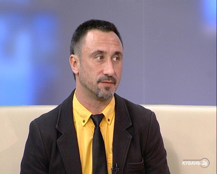 Шеф-редактор дневного вещания «Кубань 24» Сергей Сорокин: работа команды — это очень ответственно