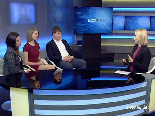 Председатель профсоюзной организации студентов КубГУ Владимир Живодробов: вуз — это основной этап становления личности