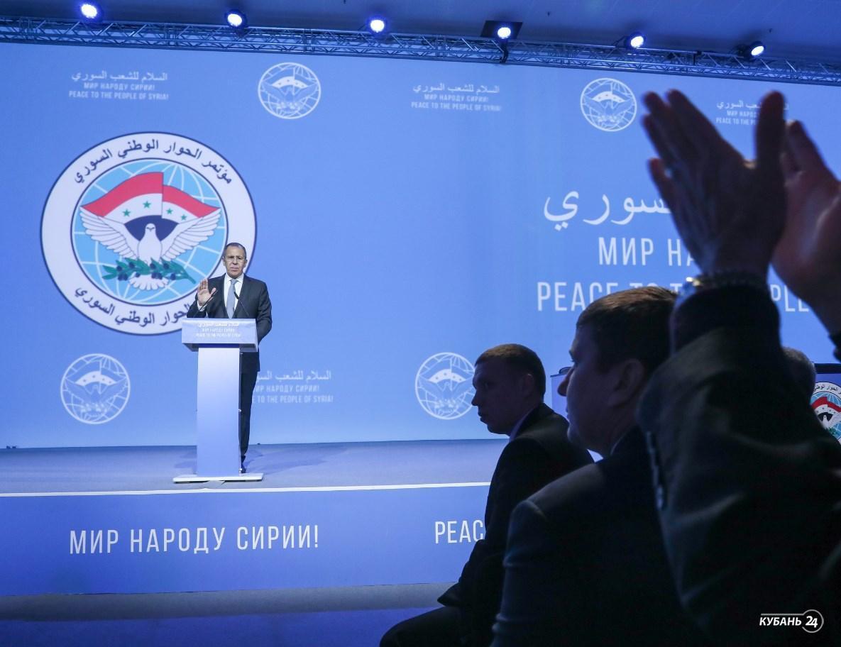 «Факты 24»: в Сочи прошло главное заседание Конгресса нацдиалога Сирии, в Краснодаре Тургеневский мост откроют для движения