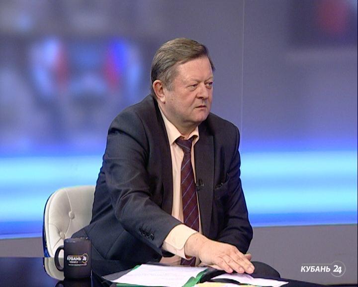 Директор НИИ табака, махорки и табачных изделий Вадим Соломатин: курить вредно все