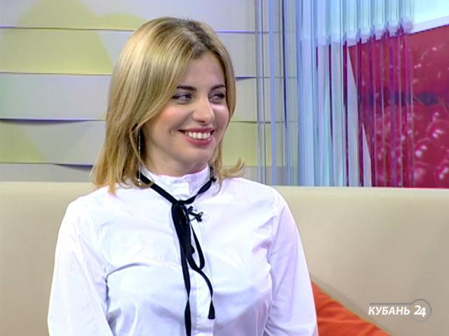 Организатор городской Масленицы Ангелина Стипиди: мы поставим рекорд по раскрашиванию кубанской буренки