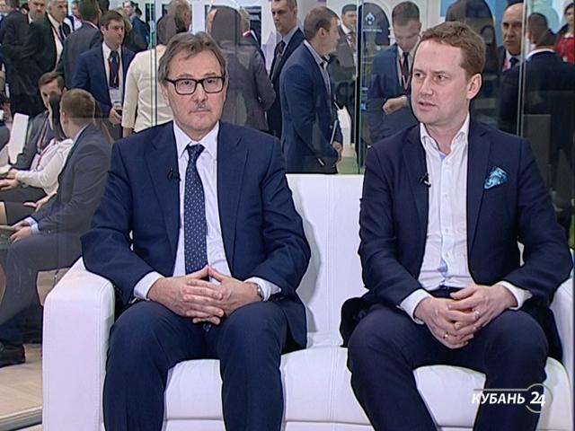 РИФ-2018. Алексей Крыловский и Борис Жихаревич
