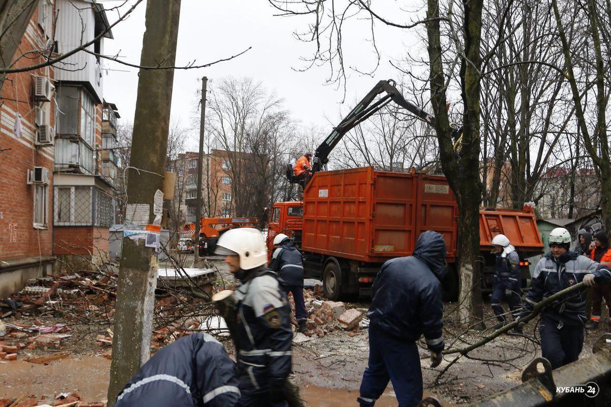 Взрыв газа в Краснодаре. Спецвыпуск программы «Факты» телеканала «Кубань 24» от 10 марта 2018 15:50