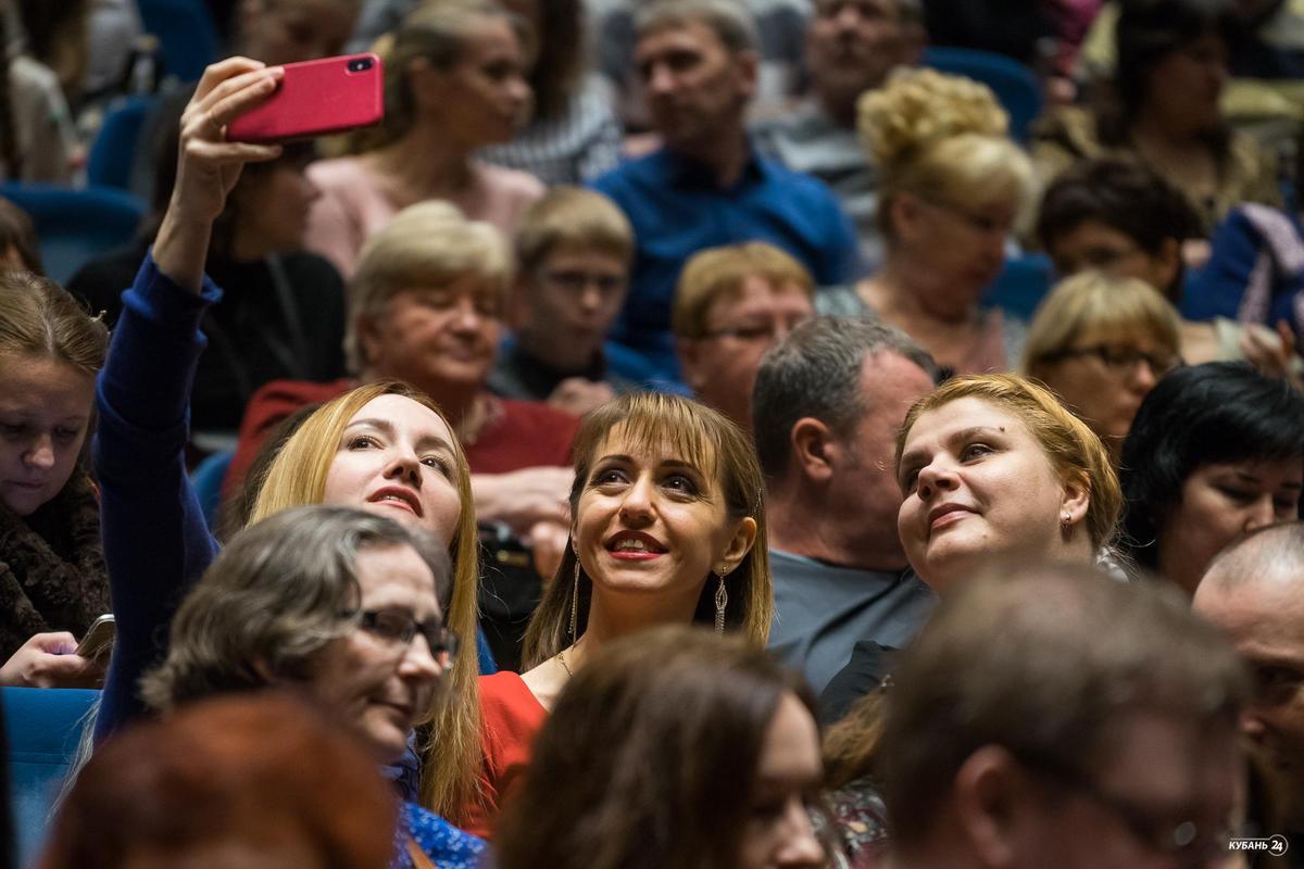 Концерт «Мюзикл навсегда» в Краснодаре