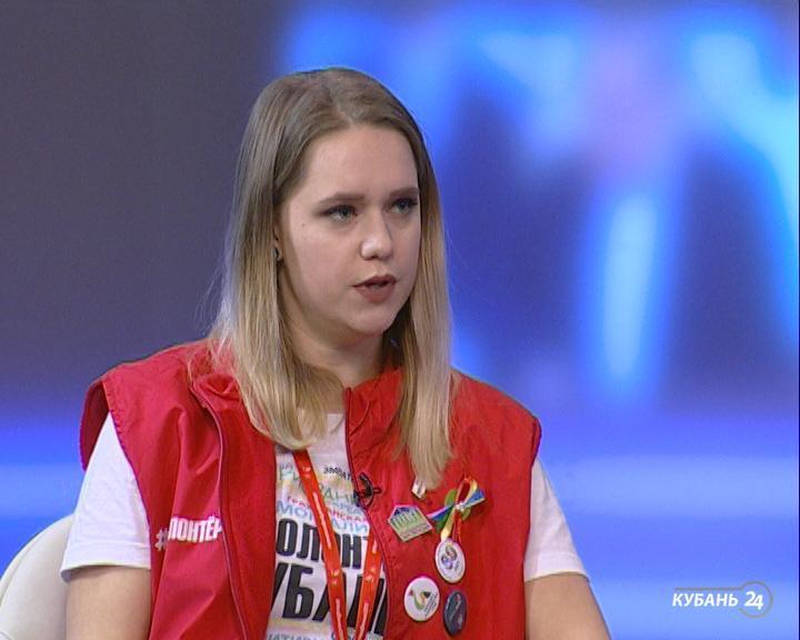 Координатор-коучер волонтерского отряда «Педагогические старты» Анастасия Строкина: волонтерство стало уже смыслом жизни