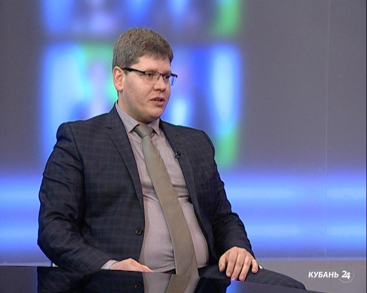 Замдиректора департамента городского хозяйства Краснодара Максим Онищенко: надо привлечь горожан к благоустройству